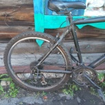 Велосипед, Курган
