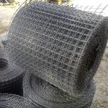 Сетка сварная без покрытия (кладочная), Курган