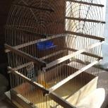 Клетка для птиц, Курган