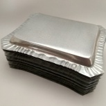 Карман металлический (штампованный) для упаковочного листа, Курган