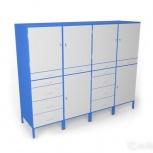 Шкаф металлический инструментальный ши 2222/4141, Курган