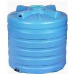Бак для воды Aquatec ATV 1500 С Поплавком Синий, Курган