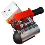 Промышленная горелка на отработанном масле AL-120Т (600-1600 кВт), Курган