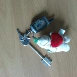 Найдены Ключи 2 шт с брелком Starline и фенечкой, Курган
