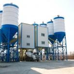 Бетонный завод РБУ, Курган