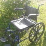 Продается инвалидное кресло-коляска, Курган