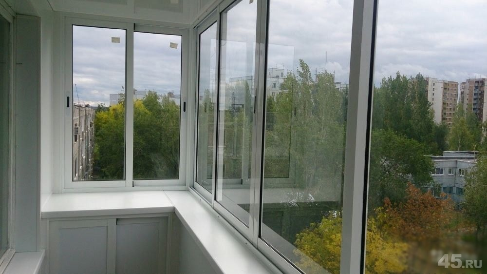 Остекление балконов - балконы столицы.