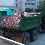 Вывоз строительного мусора на легальную свалку в Кургане, Курган